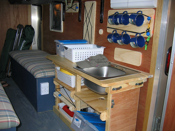 Outstanding Enclosed Cargo Trailer Camper Conversion 600 x 450 · 86 kB · jpeg