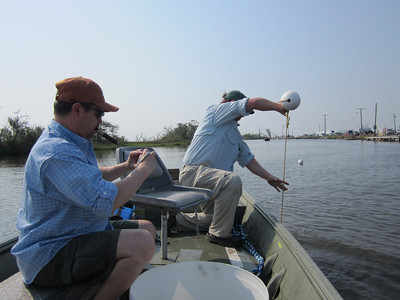 Blair, Terry and John Fishing Trip