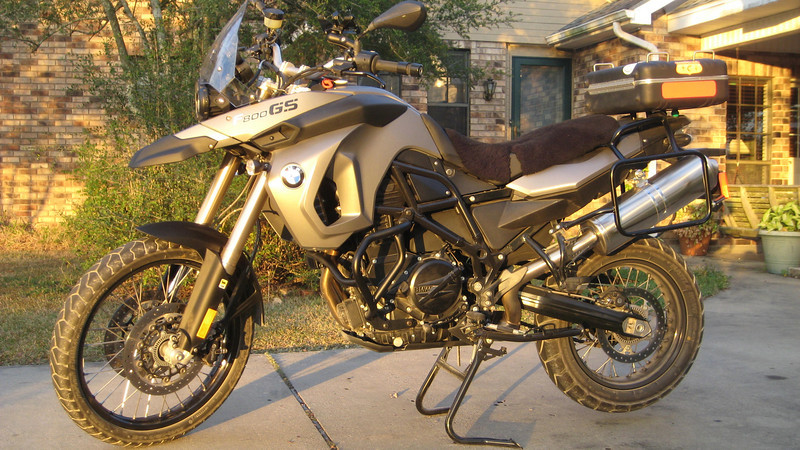 F800gs   Touring screens? you got one ? Lets us see um